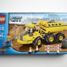 LEGO City Dump Truck 7631 NEW
