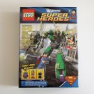 LEGO DC Universe Super Heroes Superman vs Power Armor Lex 6862 NEW