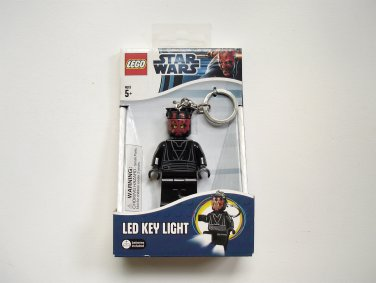 LEGO Star Wars Darth Maul LED Key Light NEW