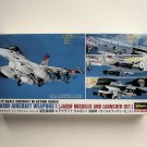 Hasegawa JASDF Aircraft Weapons 1 1/72 Scale NEW