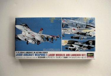 Hasegawa JASDF Aircraft Weapons 1 1/72 Scale NEW