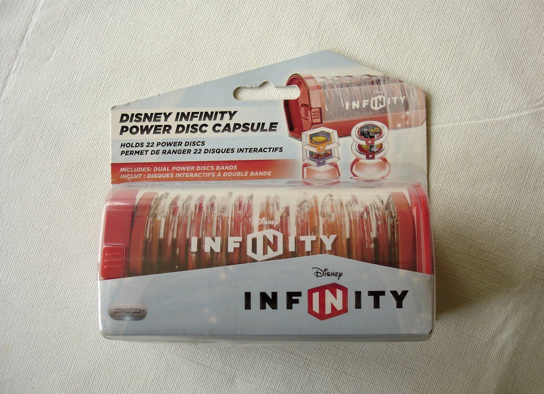 Disney Infinity Power Disc Capsule NEW