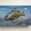 Fujimi Aerospatiale SA341D/F Gazelle 1/48 Scale Rare NEW