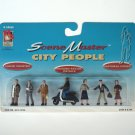 Life-Like Trains Scene Master City People 433-1854 O Scale NEW
