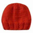 "18"" Doll Clothes Knit Orange Hat"
