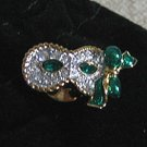 Swarovski Masquerade PIERROT PIN,  NEW
