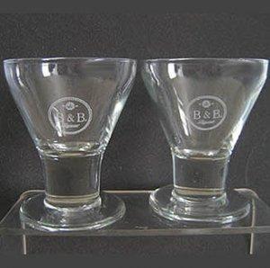 DOM B&B Glasses (2) New
