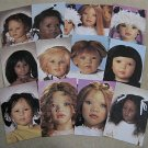 Annette Himstedt POSTCARDS set of 12 NEW MINT