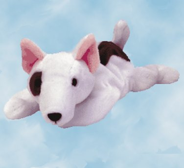 New (12) BUTCH The Bull Terrier, 7227, TY Beanie Babies DOZEN,  MWT