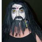 RARE NEW ROB ZOMBIE Halloween Costume MASK © 2001