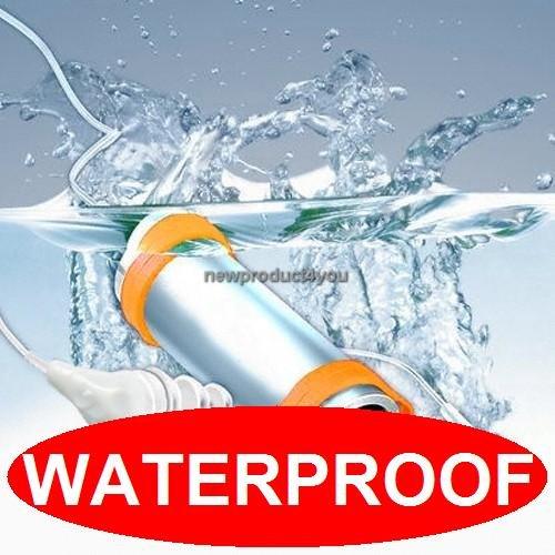 2GB Waterproof MP3 Player water proof watersports