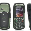 "Rugged Design Phone ""Fortis"" - IP67 Waterproof, Quad Band GSM, Dual Sim (Green)"