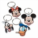 Disney Assorted Face Keyring 34047