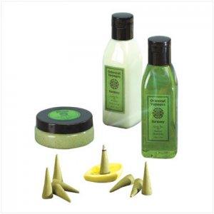 Oriental Voyage Bath Gift Set 36374