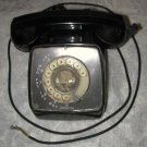 Vtg GTE Automatic Electric Monophone Rotary telephone Feb 1975 Model 802