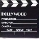 Director's clapboard (Large)