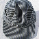 TRAIN CONDUCTOR Costume HAT Boys OS Halloween