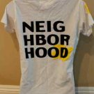 FREE CITY WHITE T-SHIRT YELLOW BIRD (AUTHENTIC) SMALL BRAND NEW (RETAIL 150$) Im