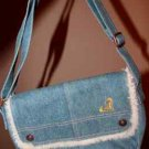 FUR & DENIM ROXY PURSE GUC