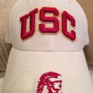 USC Trojans Cap NCAA College Sports Collegiate Licensed Adult Adjustable Hat