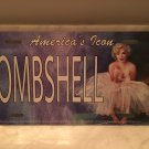 Marilyn Monroe license plate BOMBSHELL