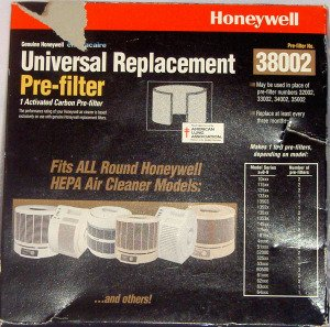 Honeywell Universal Replacement Pre-filter #38002