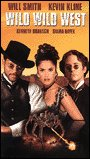 Wild Wild West  Western Comedy Will Smith VHS