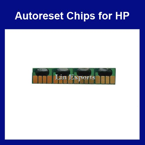 ARC Auto Reset Chips for HP 10 12 Business Inkjet 3000 HP C4844A C4804A C4805A C4806A FREE S/H!!!