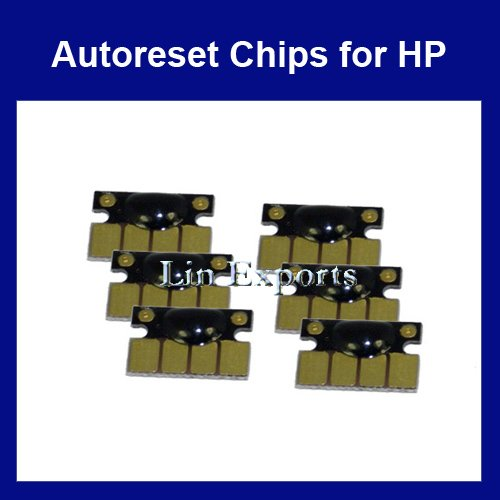 ARC Auto Reset Chips for HP 02 (HP02) C8721 C8771 C8772 C8773 C8774 C8775 FREE S/H WORLDWIDE!!!