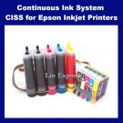 UV INK CIS System for Epson Stylus C110 (T0731 T0731 T0732 T0733 T0734)
