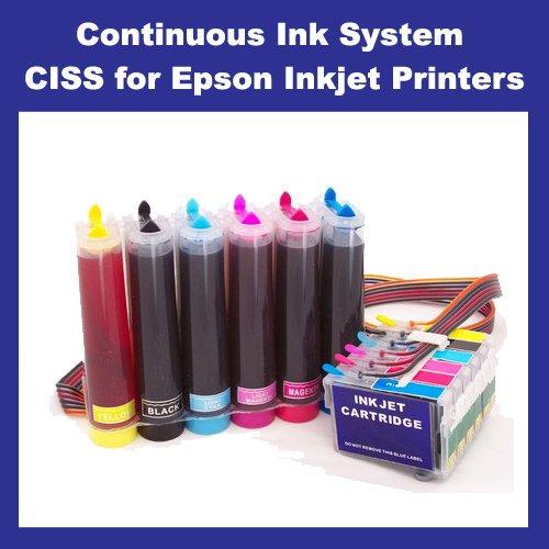 UV INK CIS CISS for Epson P50 PX650 PX700W PX710W PX800FW PX810FW PX720WD FREE S&H!
