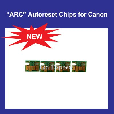 AutoReset Chips for Canon Pixma MP520 PGI-5BK CLI-8 C M Y ARC Chips FREE SHIPPING WORLDWIDE!!!