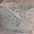 THE ULTIMATE PLASTIC BAG TOTE HANDMADE CROCHET CROCHETED WALMART BAGS