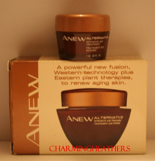 1 WK TRIAL SZ. AVON ANEW ANTI AGING/WRINKLE CREAM .25 FL. OZ. NEW IN BOX