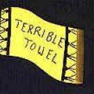 Terrible Towel - NFL Football - Sports Wooden Miniature