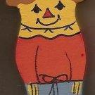 Scarecrow Standing - Halloween Wooden Miniature