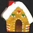 Gingerbread House - Christmas Wooden Miniature