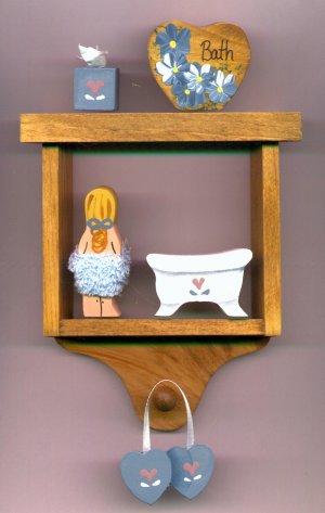 Single - Wooden Shelf