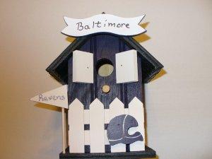 NFL - Baltimore Ravens Bird House