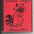 Rascal's Recipes-Fillmore P.T.A Davenport,IA. Cookbook~