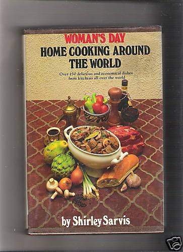 Woman's Day Home Cooking Around The World~International