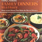 Betty Crocker's Family Dinners In A Hurry~HBSP~1970~1ST