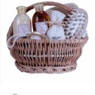 Ginger Therapy Bath & Body Gift Basket  Item#092