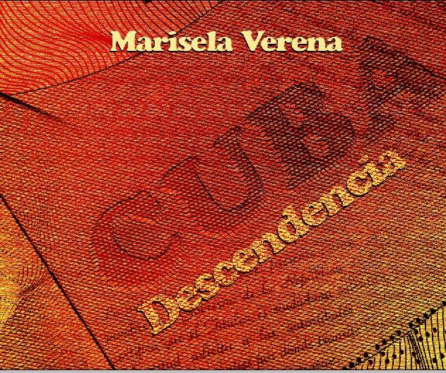 New CD Single DESCENDANT 'DESCENDENCIA' New  Marisela Verena Plus T-shirt kirikirimusic.ecrater.com