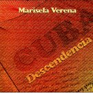 New CD Single DESCENDANT 'DESCENDENCIA' New  Marisela Verena Plus T-shirt kirikirimusic.ecrater.com