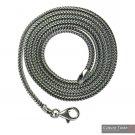 Gerochristo 3051 - Sterling Silver Chain - 50 cm