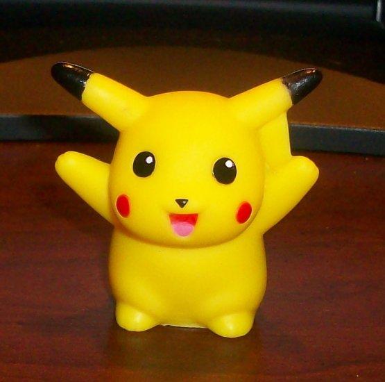 Plastic Pikachu Figure (Bootleg)