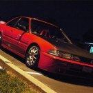 1990-1993 Acura Integra 3/4-door OEM style carbon fiber hood