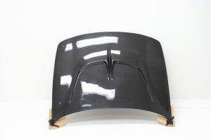 1994-2001 Acura Integra 3/4-door W-type carbon fiber hood