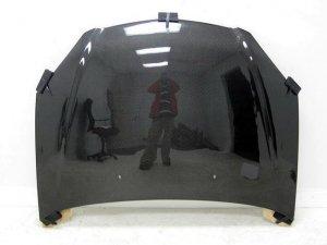 2005-2008 Acura RSX OEM style carbon fiber hood
